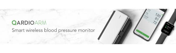 qardioarm, qardio, qardioarm smart blood pressure monitor