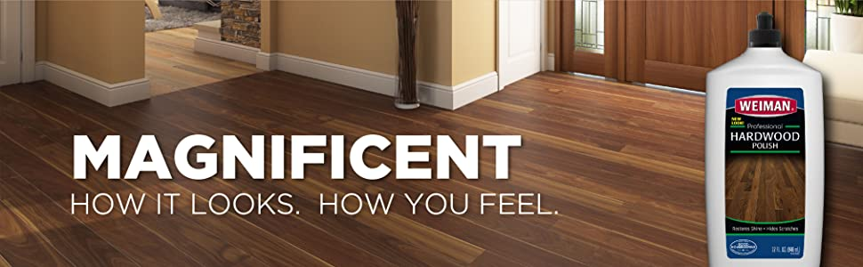 Amazon Weiman Ecofriendly Wood Floor Polish 32 Fluid Ounces