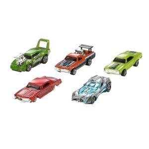 Get into the Action with the Hot Wheels10-Pack!