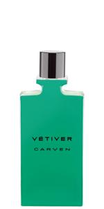 Carven Vetiver Eau de Toilette, 3.33 Oz Spray for Men