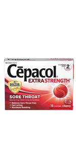 Amazon com: Cepacol Extra Strength Sore Throat Relief