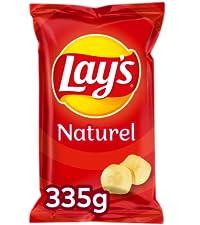Lay's Naturel 335 gr