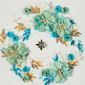 Textile Artist: The Seasons in Silk Ribbon Embroidery, The