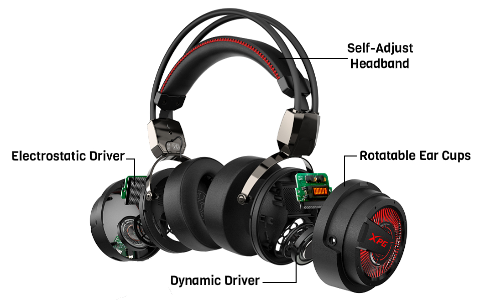 Specs Headset