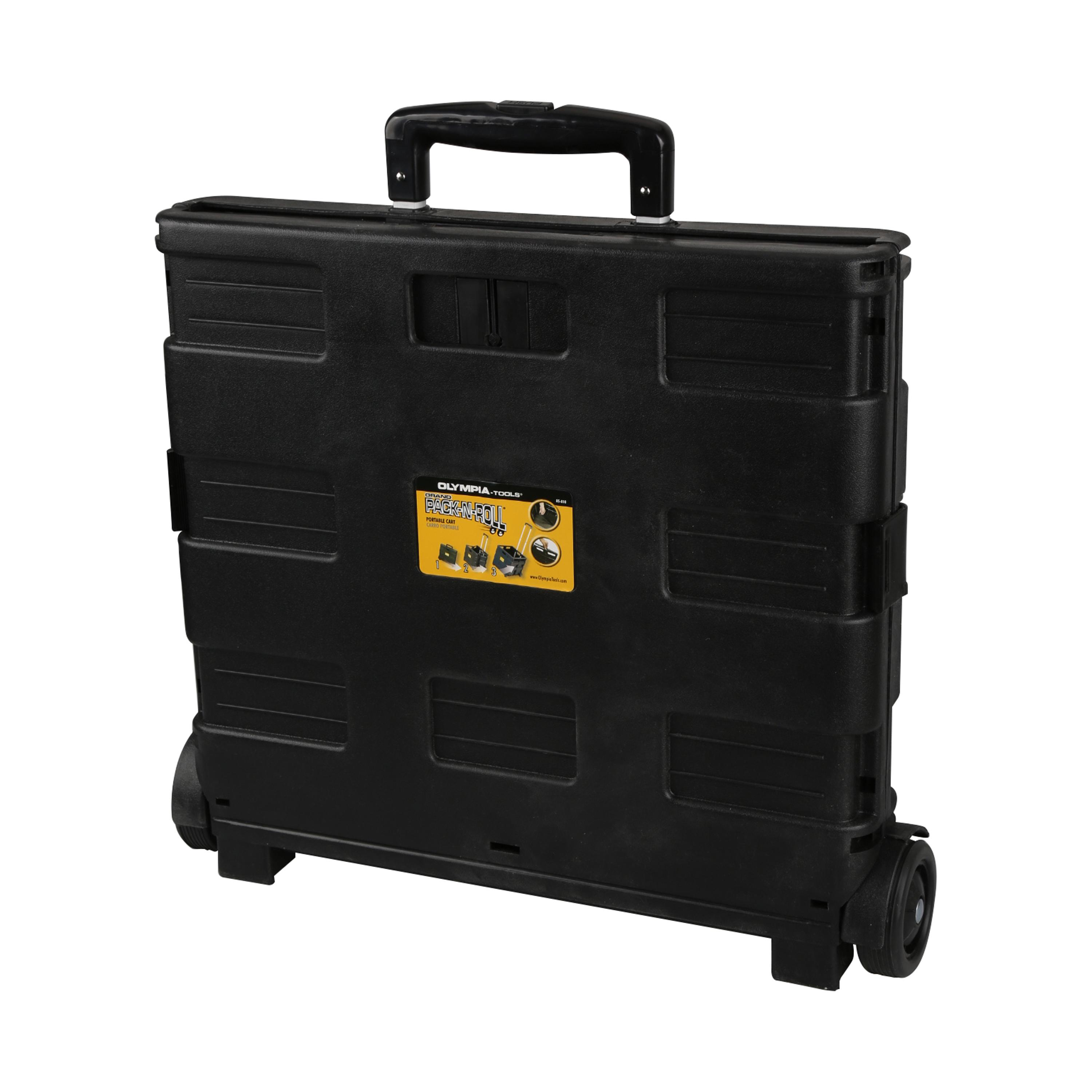 Genuine Pack N Roll Best Portable Foldable Utility Carrier