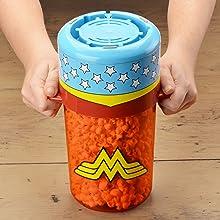 Wonder Woman Popcorn Popper Superhero
