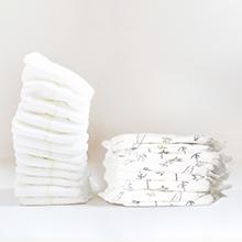 Rash shield Protection diaper parasol baby pants nappies leak proof soft organic