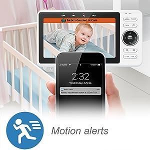 motion alerts
