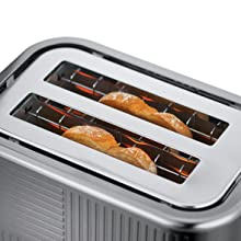 Faster Toasting Technology*