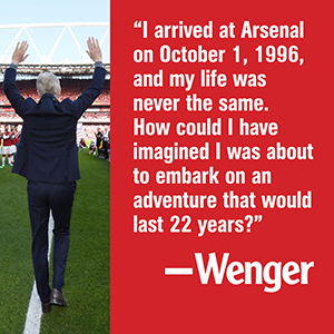 Wenger, soccer, football, Arsenal