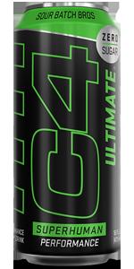 C4 Ultimate Carbonated