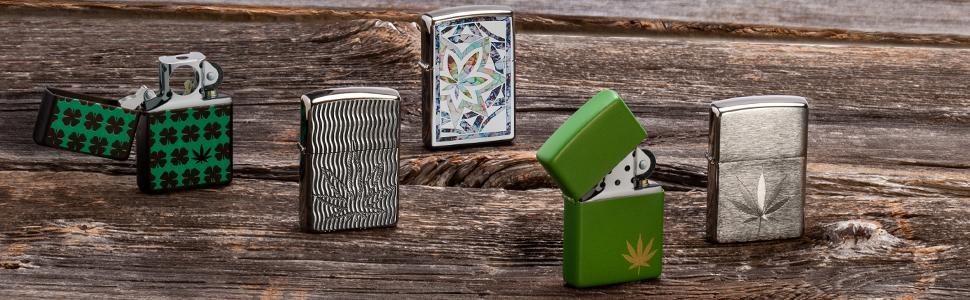 weed lighter, pot lighters, marijuana leaf, zippo leaf lighters, zippo lighter, weed design lighter