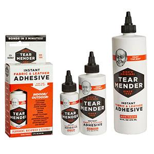 Amazon Com Tear Mender Instant Fabric And Leather Adhesive 2 Oz