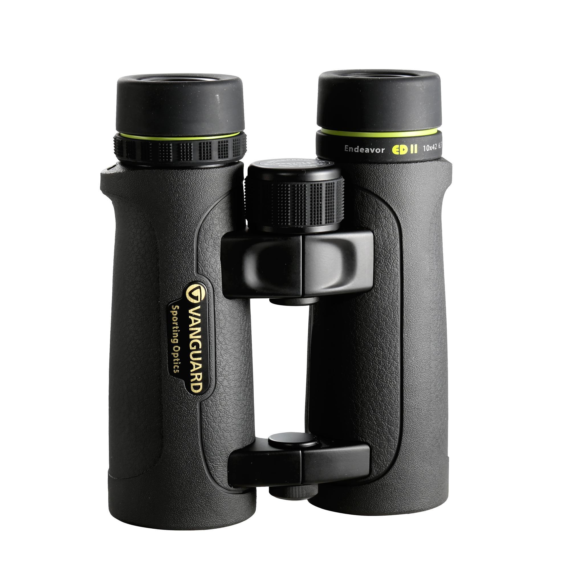 Vanguard Endeavor ED II 1042 Fernglas, schwarz: Amazon.de