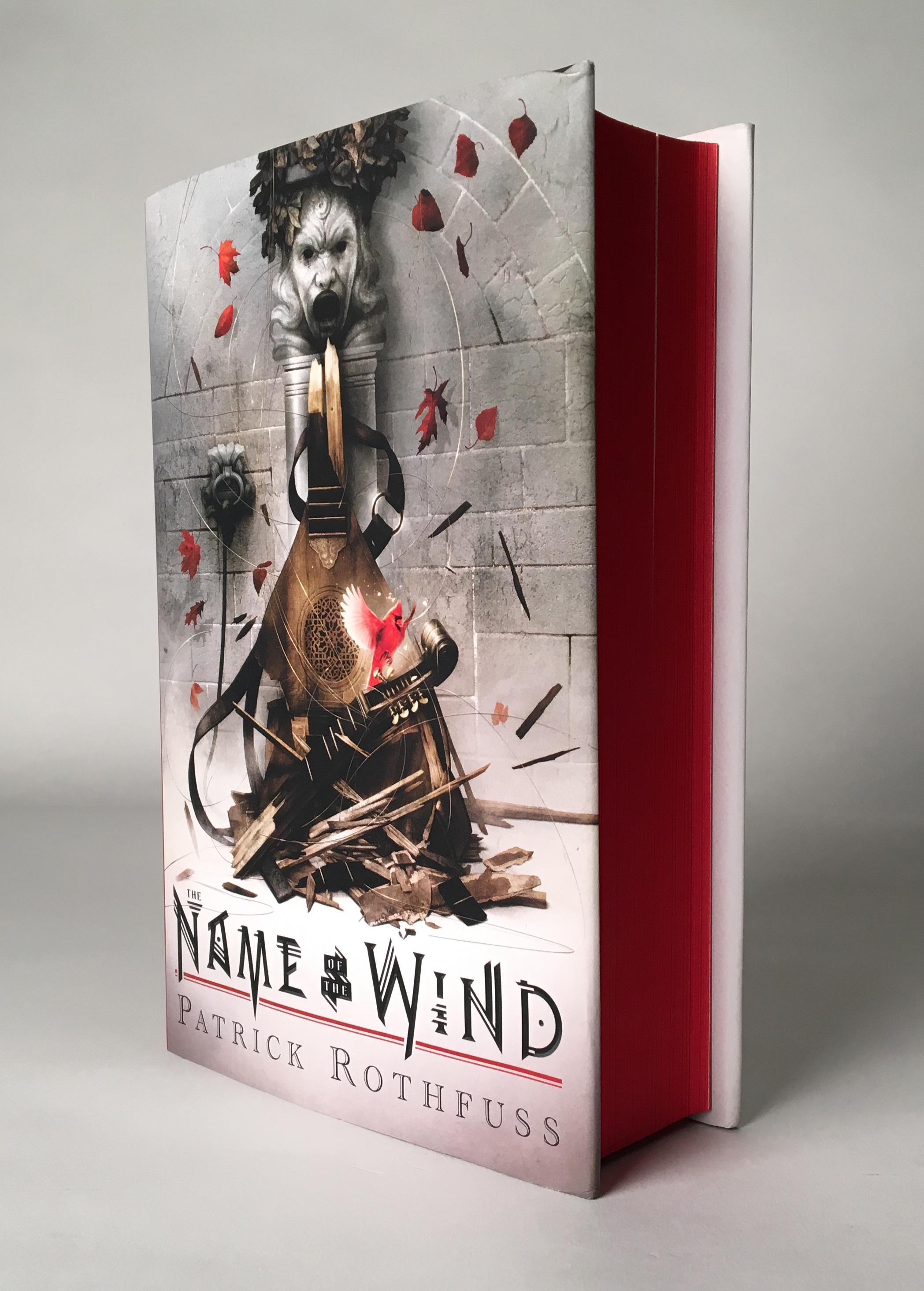 Image result for the name of the wind special edition