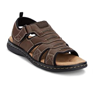 759d0d864bad More Outdoor Sandals from Dockers Shoes  Dockers Shorewood in Briar