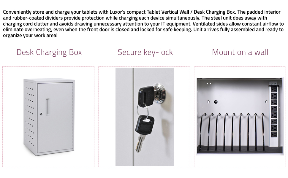 netbook charging box