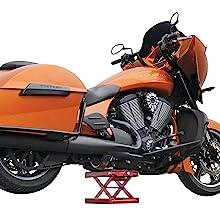motorcycle lift, scissor jack, motorcycle scissor jack, lift, scissor lift, motorcycle jack
