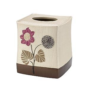 tissue box, box of tissues, decorative box of tissues, small tissue box, unique tissue box