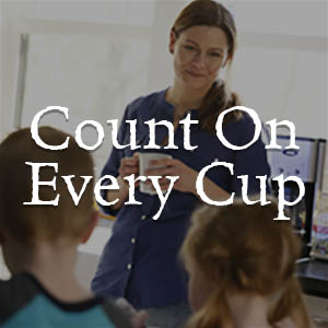 count of every cup NEC