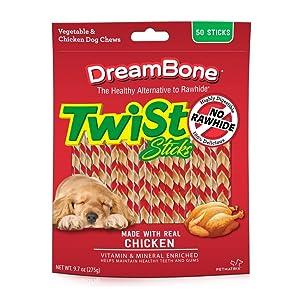 Dream Bone Twist Sticks