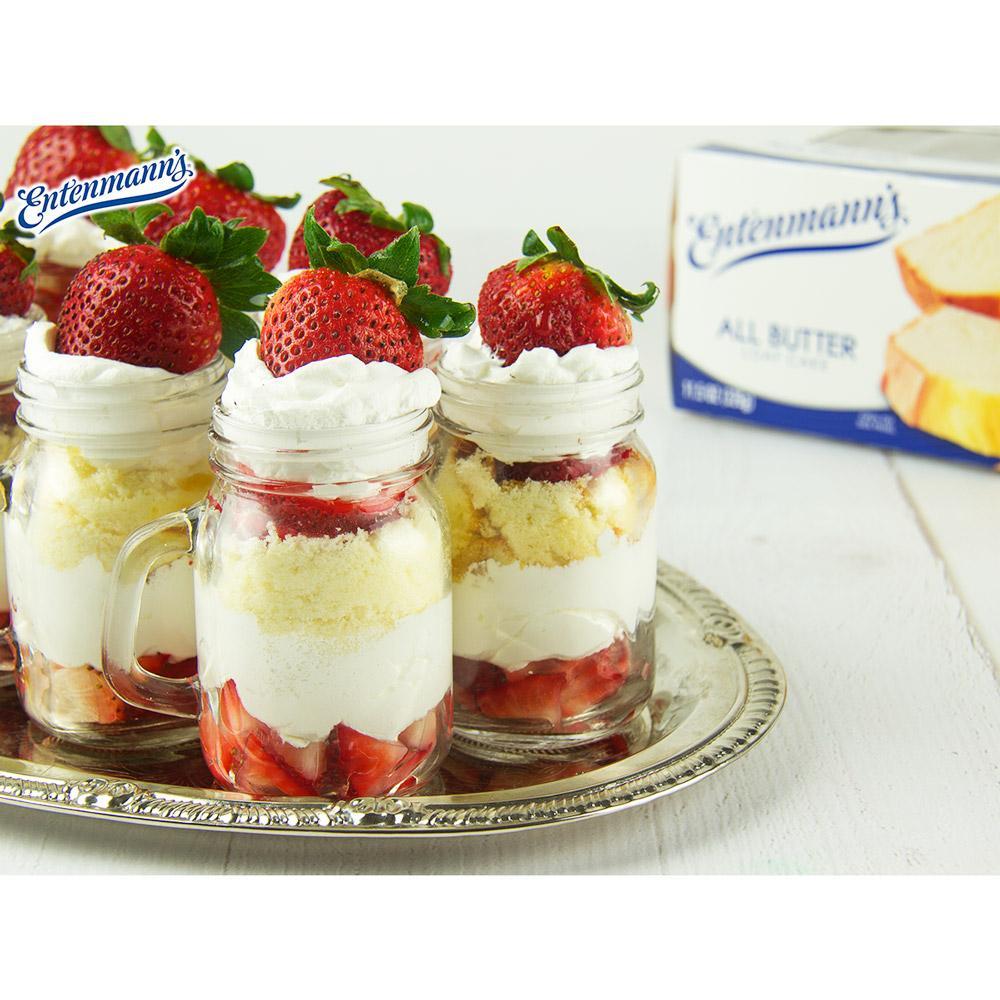 Entenmann S All Butter Loaf Cake Ingredients