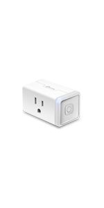 Kasa Smart Wi-Fi Plug, Mini