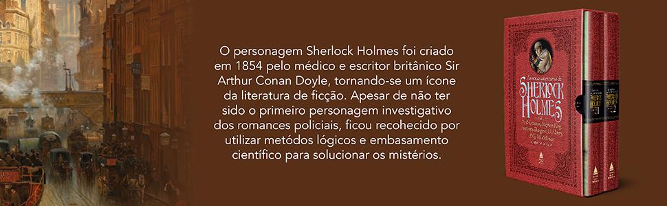 Sherlock Hoçmes, Arthur Conan Doyle