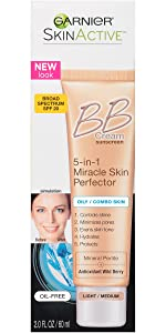 garnier skinactive bb cream 5 in 1