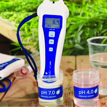 Bluelab pH-Pen Appareil de Mesure pour pH et Température 0,0-14,0 PH Grow Aquarium