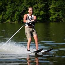 water skis, rhyme water skis, intermediate skis, beginner skis, rave sports, water toys, water sport