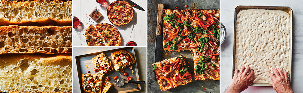 gifts for foodies;sicily;chicago;new york;italy;foodie gifts;homemade;pizza cookbook;pizza;focaccia