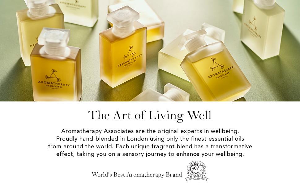 aromatherapy associates awardwinning essential oil brand