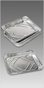 aluminum drip trays
