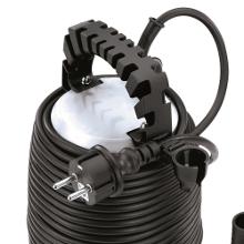 Enroulement de câble intégré