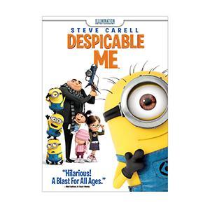 despicable me, despicable me 2, despicable me 3, minions, gru, agnes, collection, illumination, gift