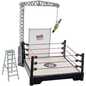 WWE Ring de impacto, accesorio de los luchadores (Mattel GFH65): Amazon.es: Juguetes y juegos
