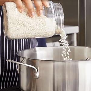Cooking RiceSelect Jasmati Rice