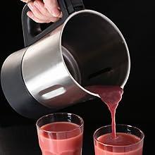 blender,blender chauffant,blender soupe,blender smoothie,mixeur blender,mixeur,russell hobbs
