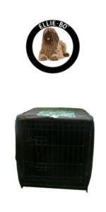 dog, cage, crate, dog bed, puppy, training, ellie-bo, ellie bo, cover, waterproof, warm