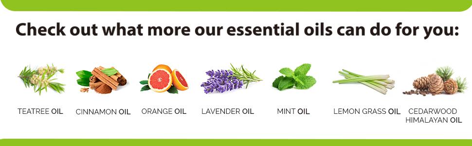 organic pure essential oil