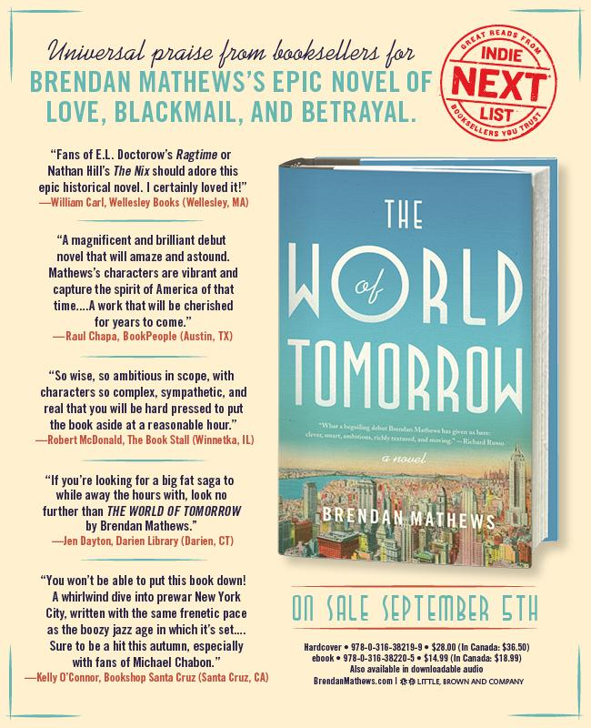 The world of tomorrow kindle edition by brendan mathews view larger fandeluxe Document