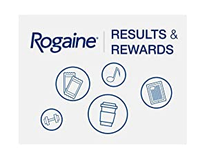 ROGAINE RESULTS & REWARDS Program
