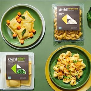 kite hill, kitehill, pasta, vegan, dairy free, plant-based