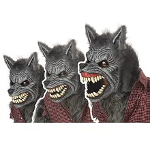 Werewolf, Wolf, Howling, Moon, Halloween, Haunted House, Scary, Horror, Dog Costume, Cujo, Thriller