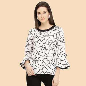 J B Fashion House women top