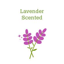 lavender scented poop bags