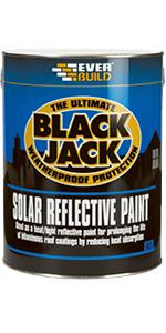black jack solar reflective paint