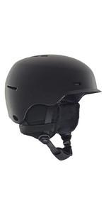 Anon(アノン) ヘルメット スキー スノーボード メンズ HIGHWIRE 2018-19年モデル Lサイズ BLACK 20356100001