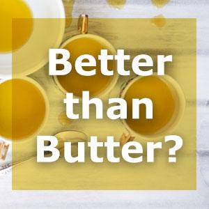 Oil or Butter